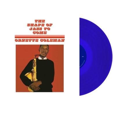 LP - The Shape Of Jazz To Come (Blue Vinyl)