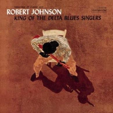 Robert Johnson LP - King Of The Delta Blues Singers (Limited Turquoise Vinyl)