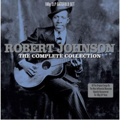 Robert Johnson LP - The Complete Collection (Vinyl)