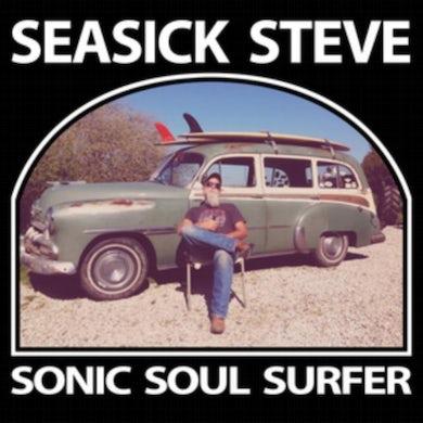 Seasick Steve LP - Sonic Soul Surfer (Vinyl)