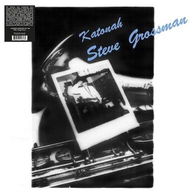 Steve Grossman LP - Katonah (Vinyl)