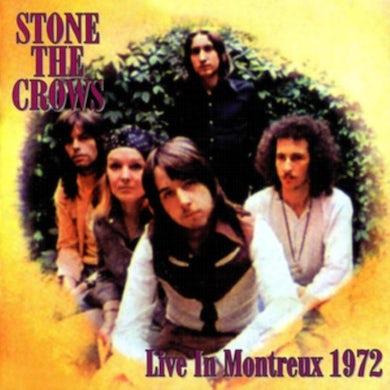 Stone The Crows LP - Live At Montreux 1972 (Vinyl)