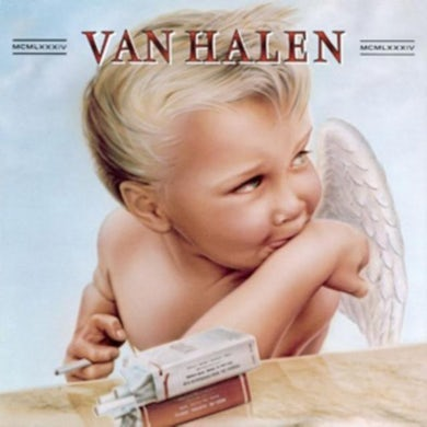 Van Halen LP - 1984 (Vinyl)