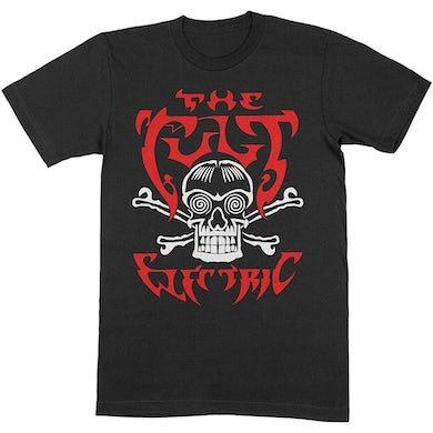 The Cult T Shirt - Electric