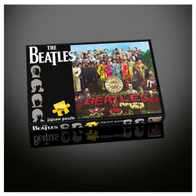 The Beatles Jigsaw Puzzle - Sgt Pepper 1000 Piece