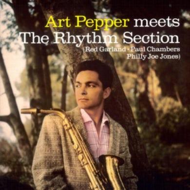 LP - Meets The Rhythm Section (Transparent Yellow Vinyl)