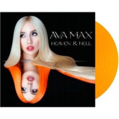 Ava Max LP - Heaven & Hell (Orange Vinyl)