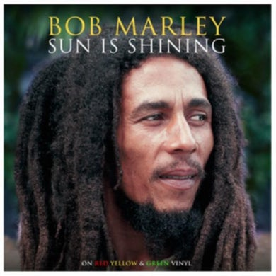 Bob Marley LP - Sun Is Shining (Red. Yellow & Green Vinyl)
