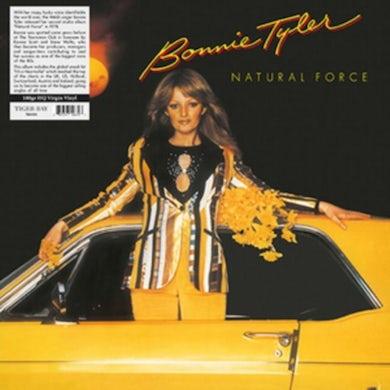 Bonnie Tyler LP - Natural Force (Vinyl)