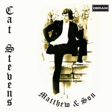 Yusuf / Cat Stevens LP - Matthew & Son (Vinyl)