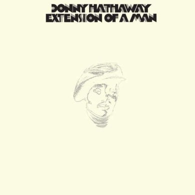 Donny Hathaway LP - Extension Of A Man (Vinyl)