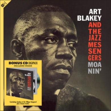 Art Blakey / Jazz Messengers LP + CD - Moanin'