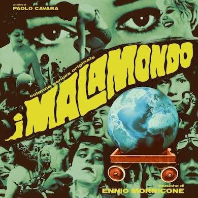 Ennio Morricone LP - I Malamondo (Vinyl)