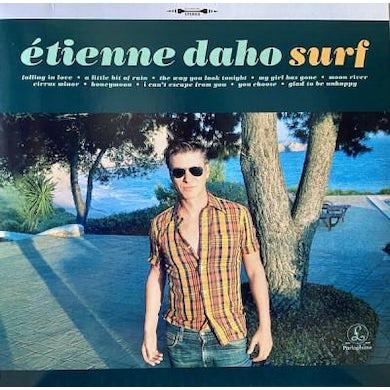 Etienne Daho LP - Surf - Orange And Yellow Vinyl