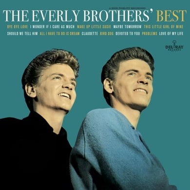 LP - The Everly Brothers' Best (Vinyl)