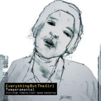 Everything But The Girl LP - Temperamental (2019 Half Speed Master) (Vinyl)