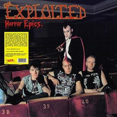 The Exploited LP - Horror Epics (Vinyl)