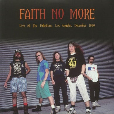 Faith No More LP - Live At The Palladium December 1990 (Vinyl)
