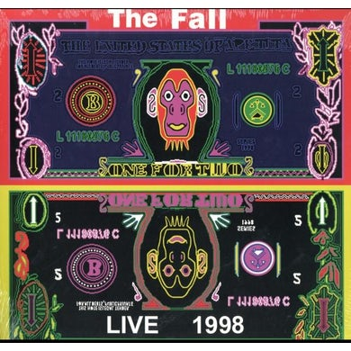 The Fall LP - Astoria 1998 (Vinyl)