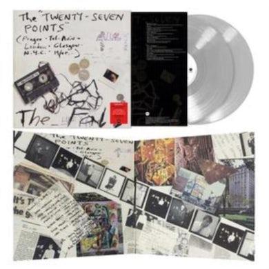 The Fall LP - The Twenty-Seven Points: Live 92-95 (Clear Vinyl)