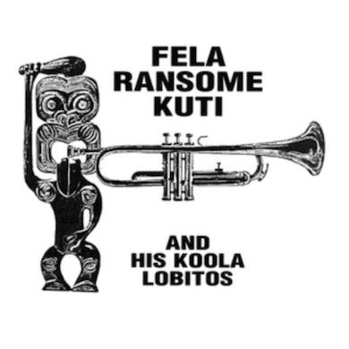 Fela Ransome Kuti & His Koola Lobitos LP - Fela Ransome Kuti & His Koola Lobitos (Clear Vinyl)