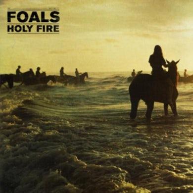 Foals LP - Holy Fire (Vinyl)
