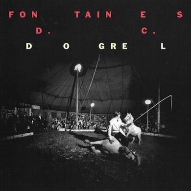 Fontaines D.C. LP - Dogrel (Vinyl)