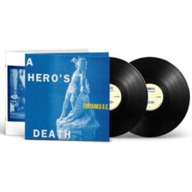 Fontaines D.C. LP - A Hero's Death (Deluxe Edition) (Vinyl)