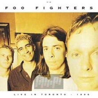Foo Fighters LP - Live In Toronto - April 3 / 1996 (Green Vinyl)