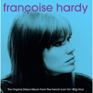 Françoise Hardy LP - Francoise Hardy (Blue Vinyl)