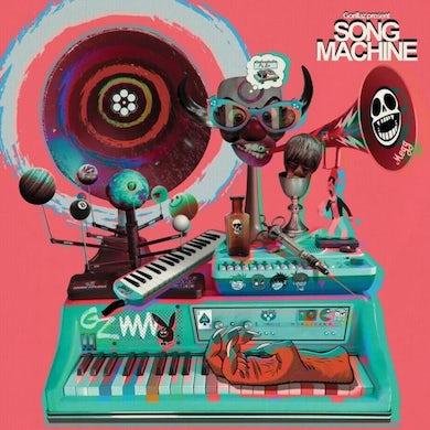 Gorillaz LP - Song Machine. Season One: Strange Timez (Deluxe Edition) (Vinyl)