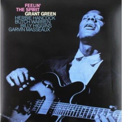LP - Feelin' The Spirit (Vinyl)
