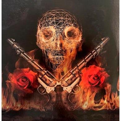 Guns N' Roses LP - Live In New York 1988 (Red Vinyl)
