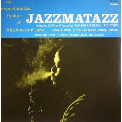 Guru LP - Jazzmatazz Volume 1 (Vinyl)