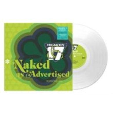 LP - Naked As Advertised (Clear Vinyl)