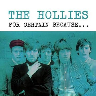 The Hollies LP - For Certain Because... Aka Stop! Stop! Stop! (Vinyl)