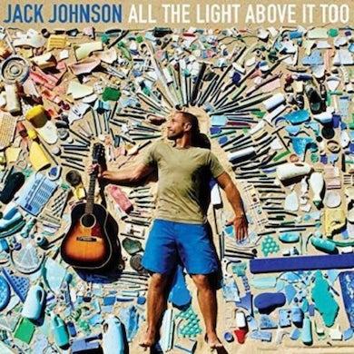 Jack Johnson LP - All The Light Above (Vinyl)
