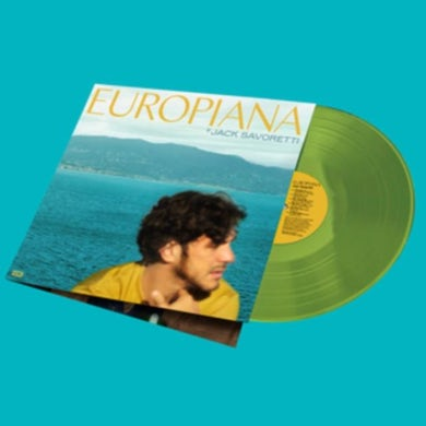 Jack Savoretti LP - Europiana (Yellow Vinyl)