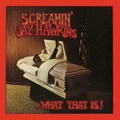 Screamin Jay Hawkins LP - What That Is! (Fluorescent Orange Vinyl)