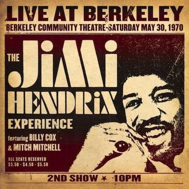 Jimi Hendrix Experience LP - Live At Berkeley (Vinyl)