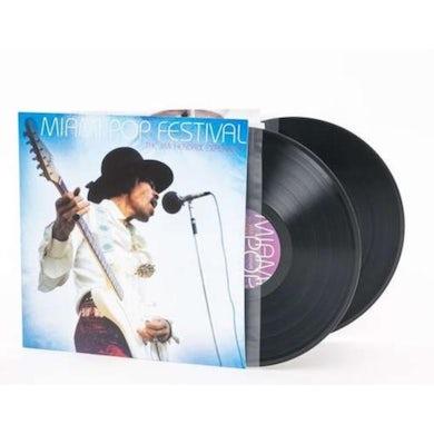 Jimi Hendrix Experience LP - Miami Pop Festival (Vinyl)