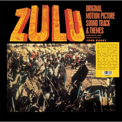 John Barry LP - Zulu - Original Soundtrack (Vinyl)