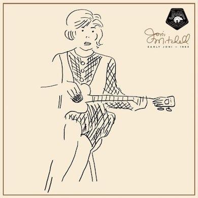 LP - Early Joni - 1963 (Vinyl)
