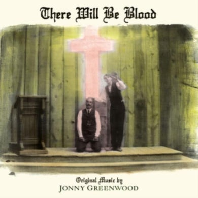 LP - There Will Be Blood - Ost (Vinyl)