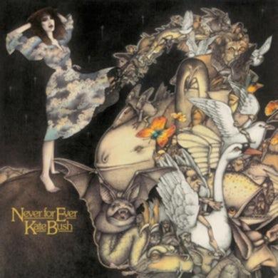 Kate Bush LP - Never For Ever (Vinyl)