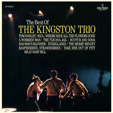 LP - The Best Of The Kingston Trio (Vinyl)