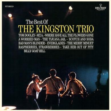 Kingston Trio LP - The Best Of The Kingston Trio (Vinyl)