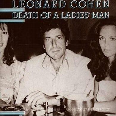 LP - Death Of A Ladies' Man (Vinyl)