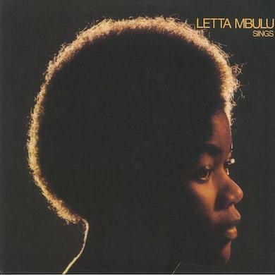 Letta Mbulu LP - Sings (Vinyl)