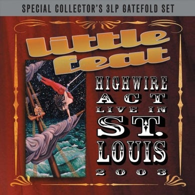 LP - High Wire Act Live (Vinyl)